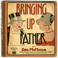 Platinum Age (1897-1937):Miscellaneous, Bringing Up Father #16 (Cupples & Leon, 1929) Condition: FR....