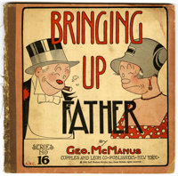 Bringing Up Father #16 (Cupples & Leon, 1929) Condition: FR