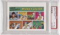 Baseball Cards:Singles (1970-Now), 1973 Topps Comics Test Issue Mickey Lolich PSA EX-MT+ 6.5....