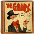Platinum Age (1897-1937):Miscellaneous, The Gumps #2 (Cupples & Leon, 1925) Condition: VG-....
