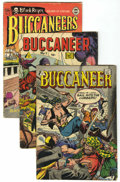 Silver Age (1956-1969):Adventure, Miscellaneous Silver Age Adventure Comics Group (Various Publishers, 1963-64) Condition: Average GD/VG.... (Total: 5 Comic Books)
