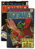 Silver Age (1956-1969):Horror, Do You Believe in Nightmares #1 and 2 Group (St. John, 1957-58)....(Total: 2 Comic Books)
