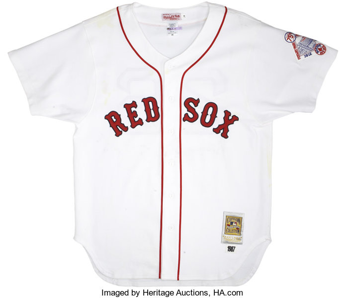 newest 4a88d c2b05 Wade Boggs Signed Throwback Jersey.... Autographs Jerseys ...