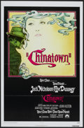 """Movie Posters:Mystery, Chinatown (Paramount, 1974). One Sheet (27"""" X 41""""). Mystery...."""