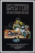 """Movie Posters:Rock and Roll, The Song Remains the Same (Warner Brothers, 1976). One Sheet (27"""" X41""""). Rock and Roll...."""