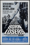 "Movie Posters:Action, Born Losers (American International, 1967). One Sheet (27"" X 41""). Action...."