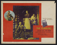 """The Yearling (MGM, 1946). Title Lobby Card (11"""" X 14""""). Drama"""