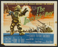 "Movie Posters:Science Fiction, The Invisible Boy (MGM, 1957). Half Sheet (22"" X 28""). ScienceFiction...."