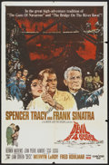 "Movie Posters:Adventure, The Devil at 4 O'Clock (Columbia, 1961). One Sheet (27"" X 41"").Adventure...."