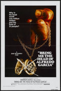 "Movie Posters:Crime, Bring Me the Head of Alfredo Garcia (United Artists, 1974). One Sheet (27"" X 41""). Crime...."