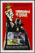 "Movie Posters:Horror, The Brotherhood of Satan (Columbia, 1971). One Sheet (27"" X 41""). Horror...."