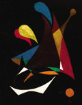 Fine Art - Painting, American:Modern  (1900 1949)  , CHARLES GREEN SHAW (American, 1892-1974). Abstract. Oil on canvas. Signed lower right: Shaw. 28-1/2 x 22 inches (72....