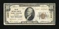National Bank Notes:Arkansas, Fort Smith, AR - $10 1929 Ty. 2 The City NB Ch. # 10609. ...