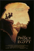 "Movie Posters:Animated, The Prince of Egypt (DreamWorks, 1998). One Sheet (27"" X 40"") DS.Animated...."