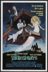 """High Spirits Lot (Tri-Star, 1988). One Sheets (2) (27"""" X 41""""). Comedy.... (Total: 2 Items)"""