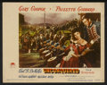 """Movie Posters:Adventure, Unconquered (Paramount, 1947). Lobby Card (11"""" X 14"""").Adventure...."""