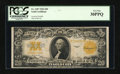 Large Size:Gold Certificates, Fr. 1187 $20 1922 Gold Certificate PCGS Very Fine 30PPQ....