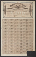 Confederate Notes:Group Lots, Ball 309 $500 Fine.. ...