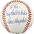 Autographs:Baseballs, Don Drysdale Signed Baseball. ...