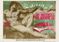 Music Memorabilia:Posters, Big Brother And The Holding Company Contact Avalon BallroomConcert Poster FD-52 (Family Dog Presents, 1967). ...