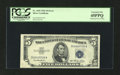 Error Notes:Obstruction Errors, Fr. 1655 $5 1953 Silver Certificate. PCGS Extremely Fine 45PPQ.. ...