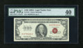 Small Size:Legal Tender Notes, Fr. 1551 $100 1966A Legal Tender Note. PMG Extremely Fine 40.. ...