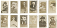1948 Topps Magic Photos Famous People Group Of 38