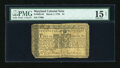 Colonial Notes:Maryland, Maryland March 1, 1770 $1 PMG Choice Fine 15 Net....