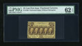 Fractional Currency:First Issue, Fr. 1280 25c First Issue PMG Uncirculated 62 EPQ....