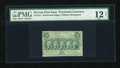 Fractional Currency:First Issue, Fr. 1311 50c First Issue PMG Fine 12 Net....