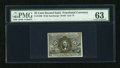 Fractional Currency:Second Issue, Fr. 1286 25c Second Issue PMG Choice Uncirculated 63....