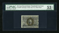 Fractional Currency:Second Issue, Fr. 1290 25c Second Issue PMG About Uncirculated 53 EPQ....