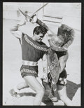 "Movie Posters:Adventure, The Last Days of Pompeii (United Artists, 1960). Stills (10) (7"" X9.5""). Adventure.... (Total: 10 Items)"