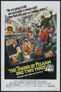 """Movie Posters:Crime, The Taking of Pelham One Two Three (United Artists, 1974). OneSheet (27"""" X 41"""") Flat Folded. Crime...."""