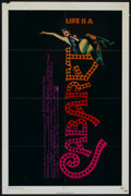 "Movie Posters:Musical, Cabaret Lot (Allied Artists, 1972). One Sheet (27"" X 41"") and Pressbook (11"" X 15""). Musical.... (Total: 2 Items)"