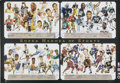 "Autographs:Others, ""Super Heroes of Sports"" Multi-Signed Lithograph...."