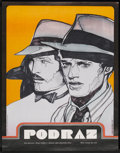 """Movie Posters:Crime, The Sting (Universal, 1975). Polish One Sheet (22.75"""" X 31.75"""")First Polish Release. Crime...."""