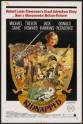 """Movie Posters:Adventure, Kidnapped (American International, 1971). One Sheet (27"""" X 41"""").Adventure...."""