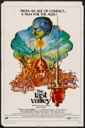 "Movie Posters:Adventure, The Last Valley (Cinerama Releasing, 1971). One Sheet (27"" X 41"")Style A. Adventure...."