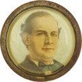 Political:Miscellaneous Political, William Jennings Bryan Glass Front Shank Button....