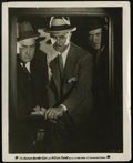 "Movie Posters:Mystery, The Benson Murder Case (Paramount, 1930). Still (8"" X 10"").Mystery...."