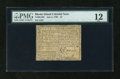 Colonial Notes:Rhode Island, Rhode Island July 2, 1780 $1 Fully Signed PMG Fine 12....