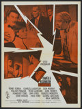 """Movie Posters:Drama, Advise & Consent (Columbia, 1962). French Affiche (23.5"""" X 31.5""""). Drama.. ..."""