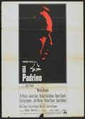 "Movie Posters:Crime, The Godfather (Paramount, 1972). Italian 2 - Folio (39"" X 55"").Crime...."