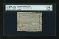 Colonial Notes:Virginia, Virginia July 14, 1780 $15 PMG Fine 12 Net....