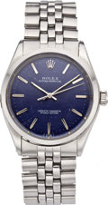 Timepieces:Wristwatch, Rolex Men's Ref. 1002 Oyster Perpetual, circa 1972. ...