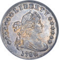 Early Dollars, 1799/8 $1 15 Stars Reverse AU55 PCGS....