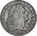 Early Half Dimes, 1795 H10C VF25 PCGS....