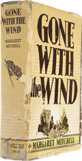 Books:First Editions, Margaret Mitchell. Gone with the Wind. New York: Macmillan,1936....