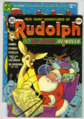 Bronze Age (1970-1979):Cartoon Character, Rudolph, The Red-Nosed Reindeer Treasury Editions Group (DC,1973-78).... (Total: 2 Comic Books)